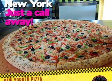 New Yorker Pizza