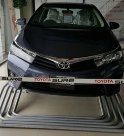 Toyota Sure Certified