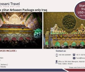 Dossani Travel & Tours