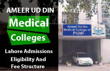 Ameer-ud-din medical college