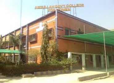 Abdullah Government College for Women