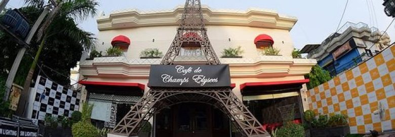 cafe de champs elysees