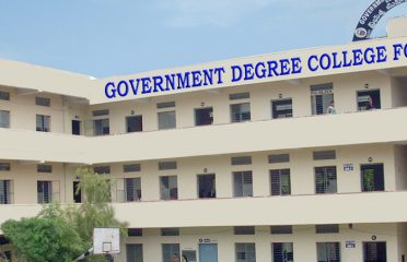 Govt. Dergree College for Women