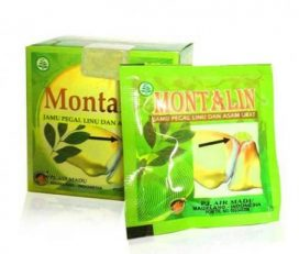 Montalin Herbal Capsule in Kotri 03007986990