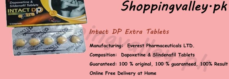 Dapoxetine Intact DP extra Tablets in Karachi 100% Best Results-03097212333